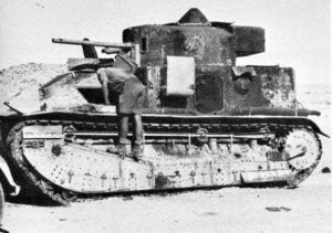 Vickers Medium MkI