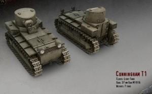 T1-lighttank