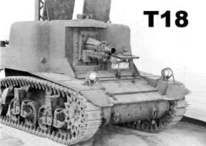 T18 tank